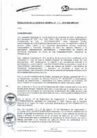 Resolución de Gerencia General N° 003-2015-MML/IMPL/GG