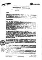 Resolución de la Oficina General de Administración y Finanzas N° 003-2015-MML/IMPL/OGAF