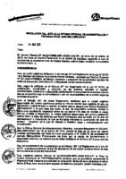 Resolución de la Oficina General de Administración y Finanzas N° 006-2015-MML/IMPL/OGAF