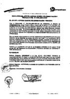 Resolución de la Oficina General de Administración y Finanzas N° 008-2015-MML/IMPL/OGAF