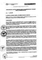 Resolución de la Oficina General de Administración y Finanzas N° 009-2015-MML/IMPL/OGAF