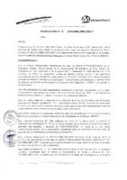 Resolución de la Oficina General de Administración y Finanzas N° 010-2015-MML/IMPL/OGAF