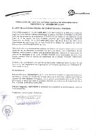 Resolución de la Oficina General de Administración y Finanzas N° 011-2015-MML/IMPL/OGAF