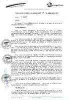 Resolución de Gerencia General N° 012-2015-MML/IMPL/GG