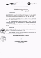 Resolución de Presidencia Ejecutiva N° 013-2015-MML/IMPL/PE
