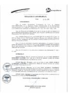 Resolución de Presidencia Ejecutiva N° 015-2015-MML/IMPL/PE