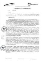 esolución de la Oficina General de Administración y Finanzas N° 017-2015-MML/IMPL/OGAF