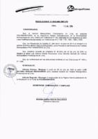 Resolución de Presidencia Ejecutiva N° 017-2015-MML/IPML/PE