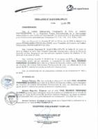 Resolución de Presidencia Ejecutiva N° 018-2015-MML/IPML/PE