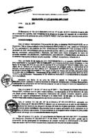 Resolución de la Oficina General de Administración y Finanzas N° 019-2015-MML/IMPL/OGAF