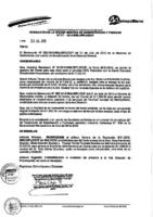 Resolución de la Oficina General de Administración y Finanzas N° 020-2015-MML/IMPL/OGAF