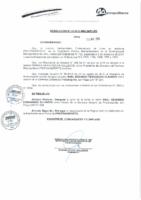Resolución de Presidencia Ejecutiva N° 020-2015-MML/IPML/PE
