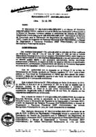 Resolución de la Oficina General de Administración y Finanzas N° 021-2015-MML/IMPL/OGAF