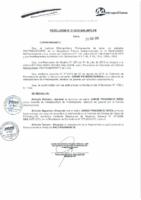 Resolución de Presidencia Ejecutiva N° 021-2015-MML/IPML/PE