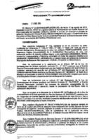 Resolución de la Oficina General de Administración y Finanzas N° 024-2015-MML/IMPL/OGAF