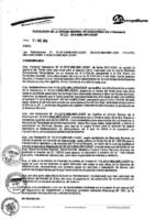 Resolución de la Oficina General de Administración y Finanzas N° 026-2015-MML/IMPL/OGAF