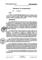 Resolución de la Oficina General de Administración y Finanzas N° 028-2015-MML/IPML/OGAF