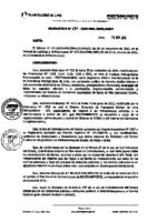 Resolución de la Oficina General de Administración y Finanzas N° 031-2015-MML/IMPL/OGAF