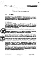 Resolución de la Oficina General de Administración y Finanzas N° 032-2015-MML/IMPL/OGAF