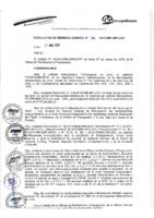 Resolución de Gerencia General N° 034-2015-MML/IMPL/GG
