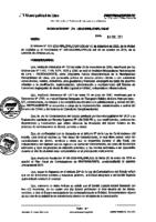 Resolución de la Oficina General de Administración y Finanzas N° 034-2015-MML/IMPL/OGAF