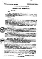 Resolución de la Oficina General de Administración y Finanzas N° 036-2015-MML/IMPL/OGAF