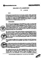 Resolución de la Oficina General de Administración y Finanzas N° 039-2015-MML/IMPL/OGAF