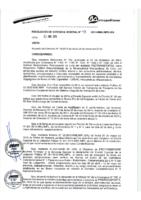Resolución de Gerencia General N° 043-2015-MML/IMPL/GG