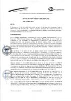 Resolución de Gerencia General N° 045-2015-MML/IMPL/GG