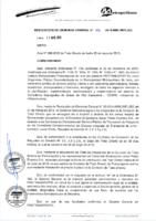 Resolución de Gerencia General N° 047-2015-MML/IMPL/GG