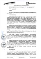 Resolución de Gerencia General N° 051-2015-MML/IMPL/GG