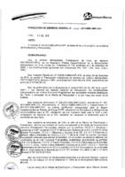 Resolución de Gerencia General N° 060-2015-MML/IPML/GG