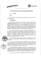 Resolución de Gerencia General N° 062-2015-MML/IPML/GG