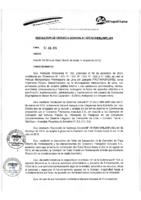 Resolución de Gerencia General N° 064-2015-MML/IPML/GG