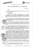 Resolución de Gerencia General N° 068-2015-MML/IPML/GG