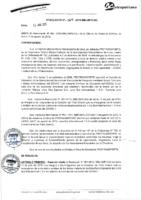 Resolución de Gerencia General N° 069-2015-MML/IPML/GG