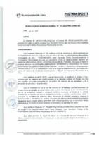 Resolución de Gerencia General N° 084-2015-MML/IPML/GG