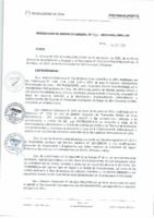 Resolución de Gerencia General N° 086-2015-MML/IPML/GG