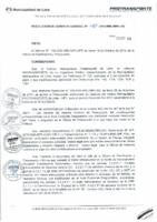 Resolución de Gerencia General N° 087-2015-MML/IPML/GG