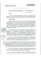Resolución de Gerencia General N° 090-2015-MML/IPML/GG