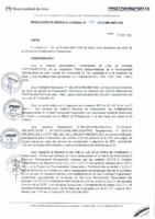 Resolución de Gerencia General N° 091-2015-MML/IPML/GG