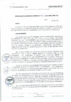 Resolución de Gerencia General N° 095-2015-MML/IPML/GG