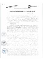 Resolución de Gerencia General N° 106-2015-MML/IMPL/GG