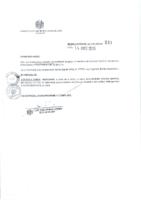 Resolución de Alcaldía N° 231 – 2015
