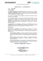 Resolución de Presidencia Ejecutiva N° 009-2019-MML/IMPL/PE