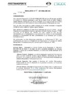 Resolución de Presidencia Ejecutiva N° 011-2019-MML-IMPL/PE