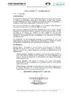 Resolución de Presidencia Ejecutiva N° 014-2019-MML-IMPL/PE