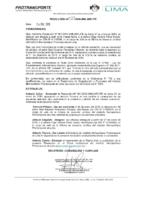 Resolución de Presidencia Ejecutiva N° 023-2019-MML-IMPL/PE