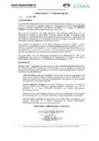 Resolución de Presidencia Ejecutiva N° 024-2019-MML-IMPL/PE