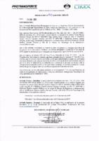 Resolución de Presidencia Ejecutiva N° 027-2019-MML-IMPL/PE